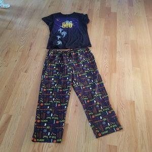 Boo Adult XL Size 16-18 pajamas